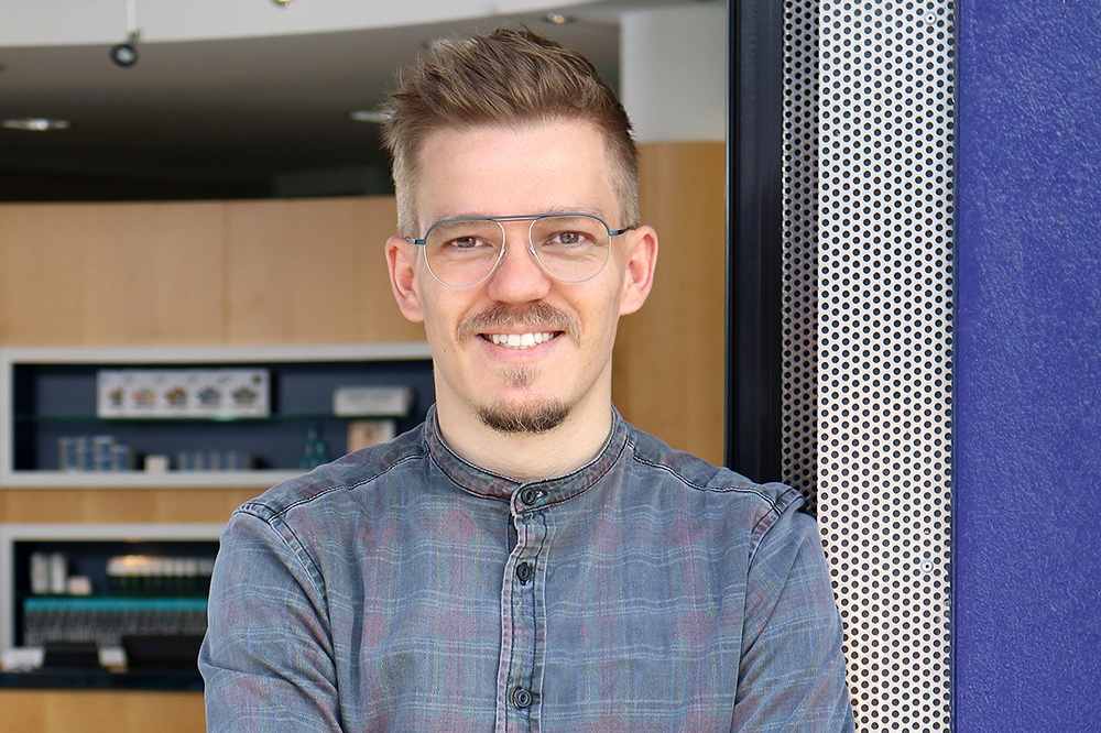 Optik Hess: Patrick Schreiber