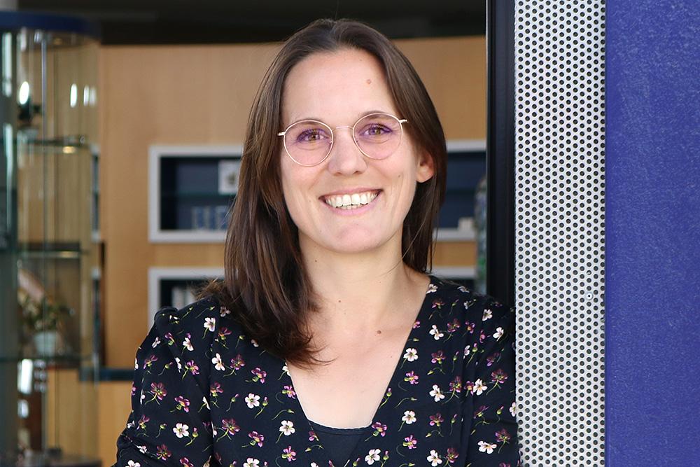 Optik Hess: Saskia Kaltenbach